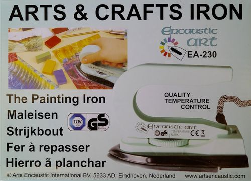 Arts & Crafts Iron