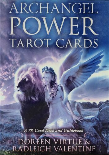 Power Archangel Tarot Cards