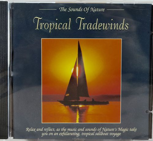 Tropical Tradewinds -CD