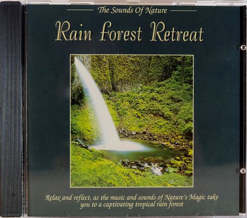 Rain Forest Retreat -CD