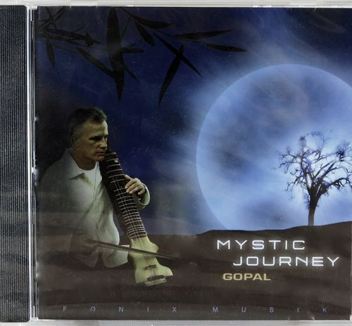 Mystic Journey  -CD
